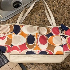Authentic Coach purse. Good used condition